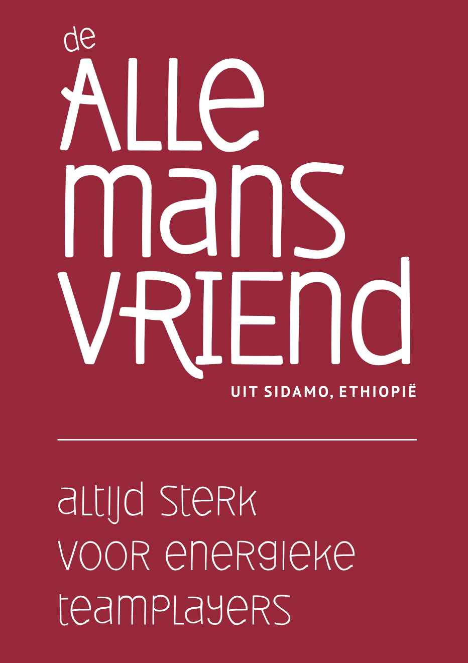 De Ethiopische Allemansvriend koffie van Pure Africa
