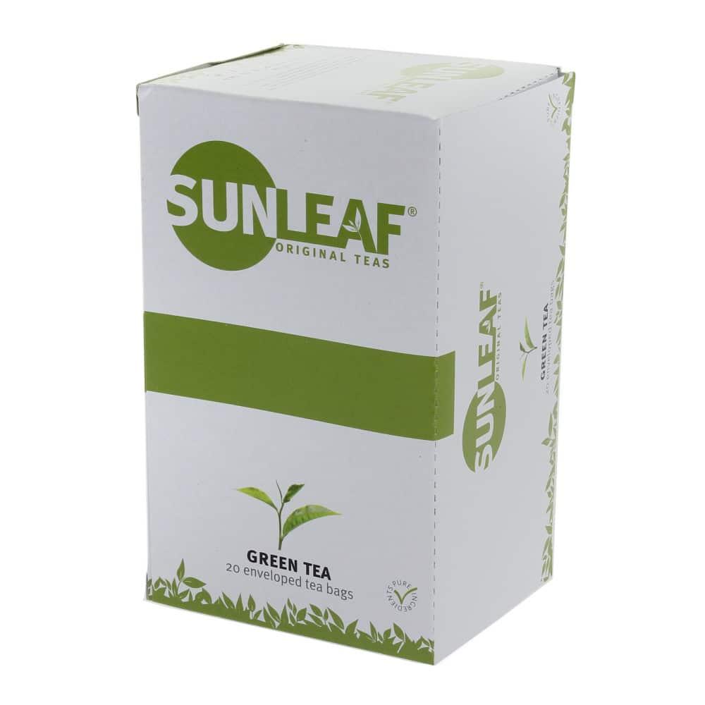 Sunleaf Green Tea