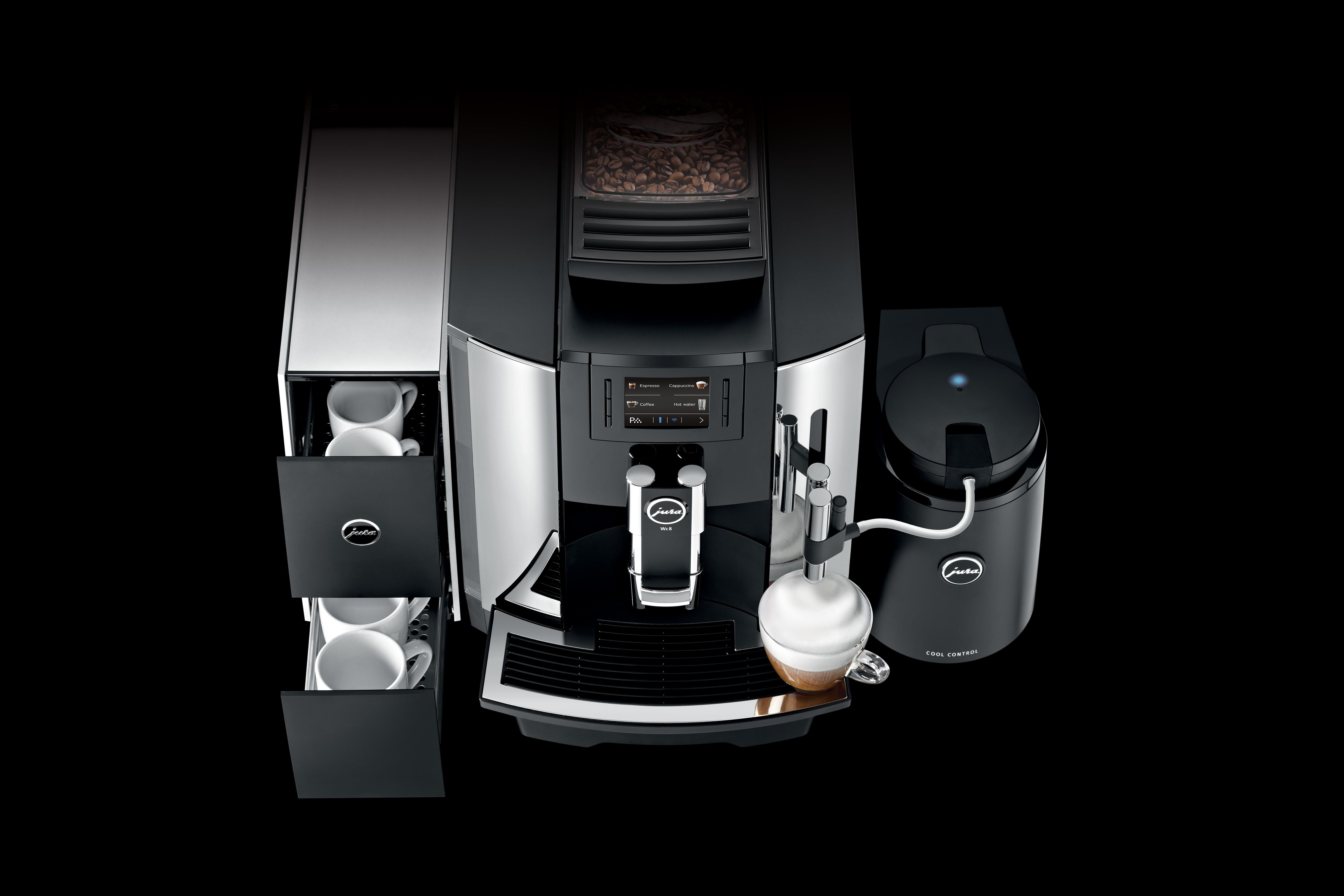 jura cool control 0 6l melkkoeler pure africa coffee. Black Bedroom Furniture Sets. Home Design Ideas