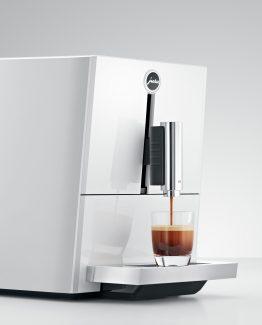 De beste espresso met P.E.P. op de Jura A1 Piano White