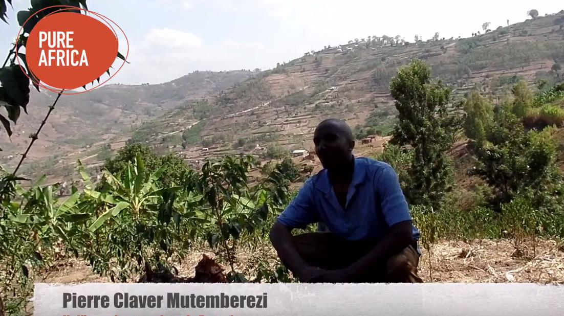 Mutemberezi is ondernemer met een Pure Africa microkrediet