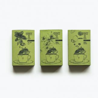 Groene thee van Teastreet