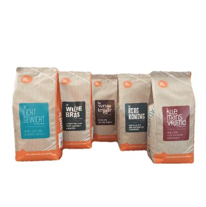 Proef de smaak van Afrika in het Pure Africa proefpakket koffie