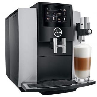 Jura S8 Moonlight Silver koffiemachine kopen