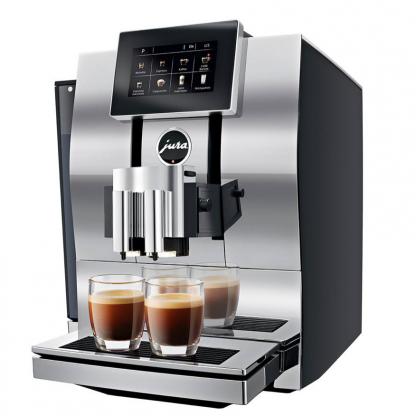 Jura Z8 Chroom espressomachine