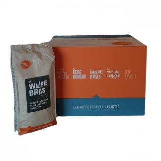8 x 1 kilo koffiebonen met korting kopen