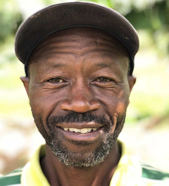 Jean Bosco heeft een Pure Africa microkrediet