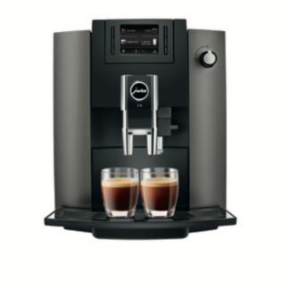 Jura E6 Dark Inox espressomachine | nu te koop bij Pure Africa